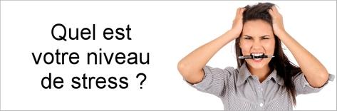 test & evaluation de stress