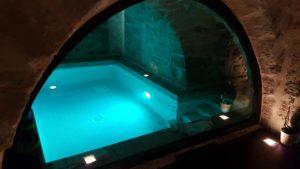 piscine bain pour watsu