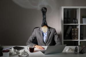 définition du burnout