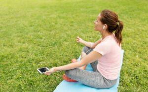 Les applications de méditation sont-elles vraiment utiles à notre bien être ?